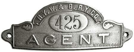 Agent's Badge