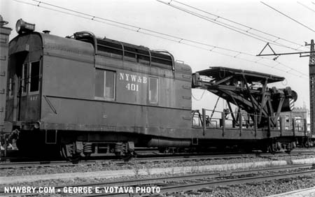 NYWB Line Car